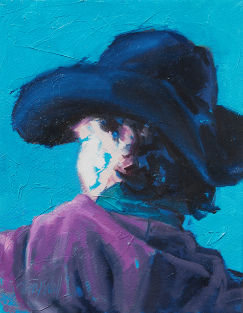 , 'Colorful Cowboy,' 2015, Abend Gallery