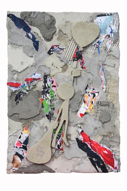 , 'Love vs. Money,' ca. 2019, Markowicz Fine Art