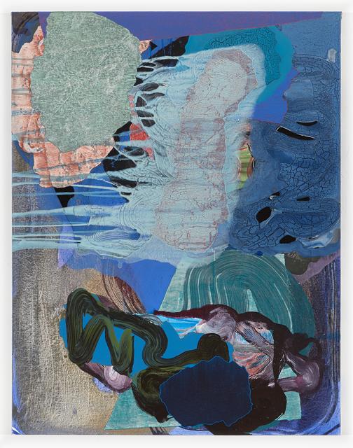 , 'black lightning flash,' 2016, FRED.GIAMPIETRO Gallery