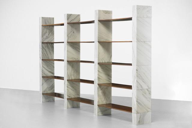 """, '""""Cidonio"""" bookcase,' 1967, Casati Gallery"""