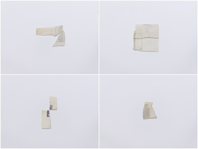 , 'Grizzana Quadriptych,' 2016, Anglim Gilbert Gallery