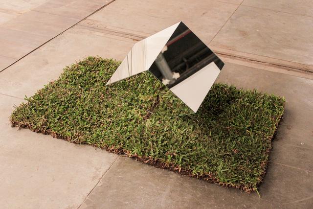 , 'Prisma reflectante,' 2014, LA ARTE