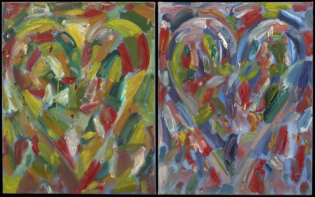 , '2 Moons,' 2004, Debra Force Fine Art