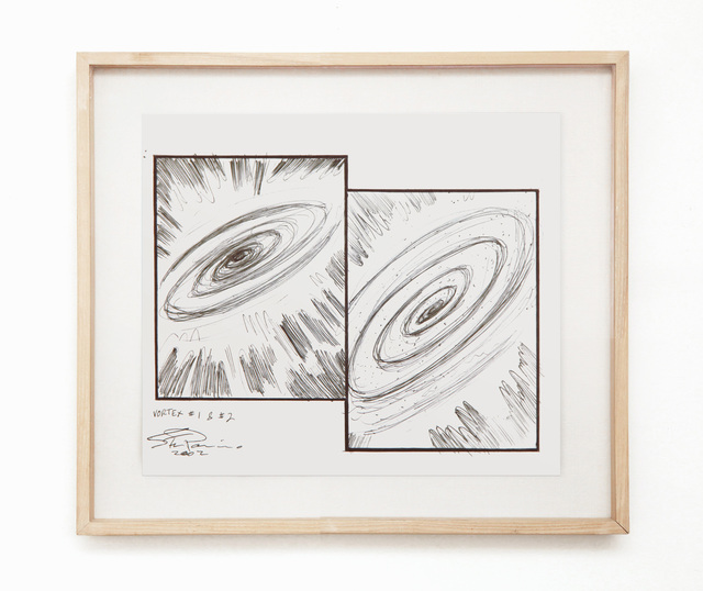 Steven Parrino, 'Vortex', 2002, W. Alexander