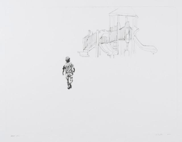 , 'New Journey,' 2016, Thomas French Fine Art