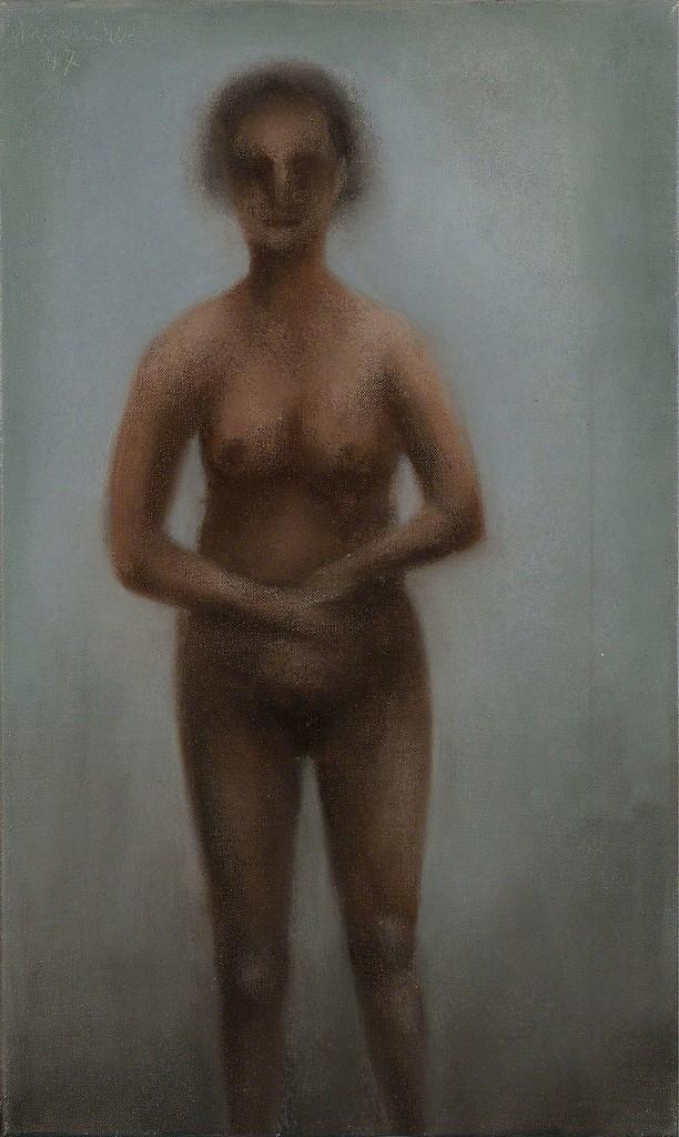 Nudes (Desnudos), 1997. Oil on canvas
