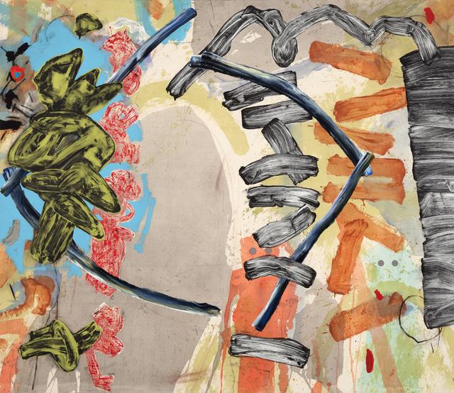, 'Aztec,' 2017, Callan Contemporary