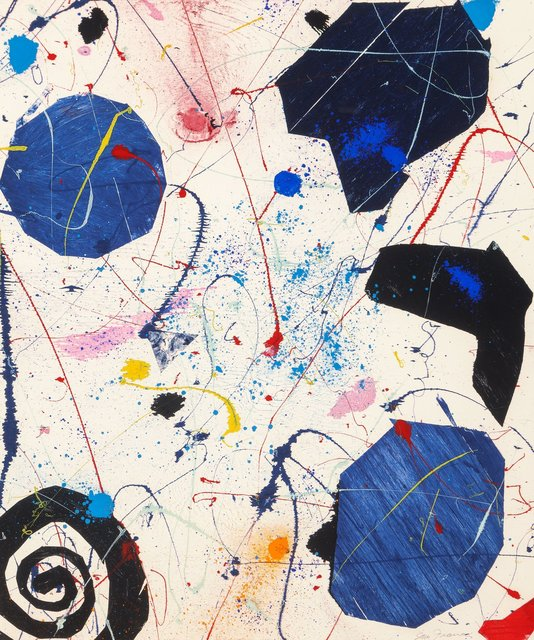 Sam Francis, 'Untitled', Heritage Auctions