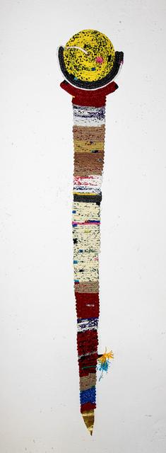 , 'Udjat,' 2017, Friesen Gallery