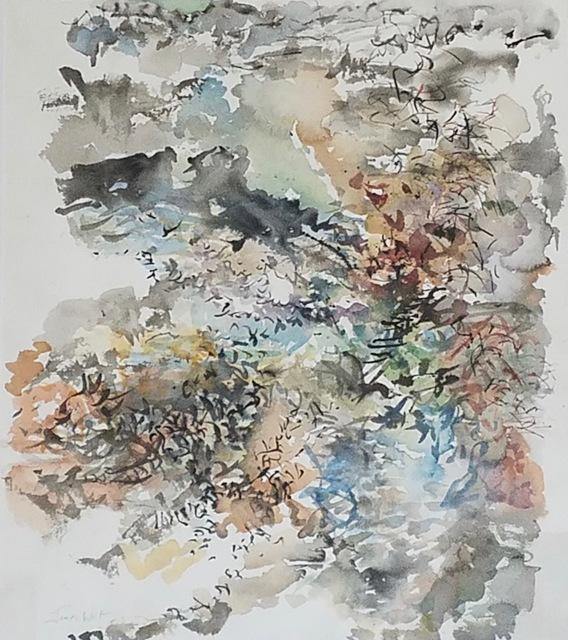 , 'The Unpredictable Nature of Weather,' 2018, Miller White Fine Arts
