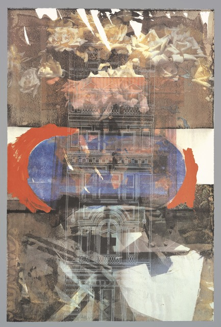Robert Rauschenberg, 'Happiness (Tribute 21)', 1994, San Francisco Museum of Modern Art (SFMOMA)