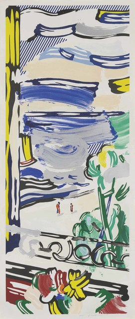 Roy Lichtenstein, 'View from the Window, from: Landscape Series', 1985, Christie's