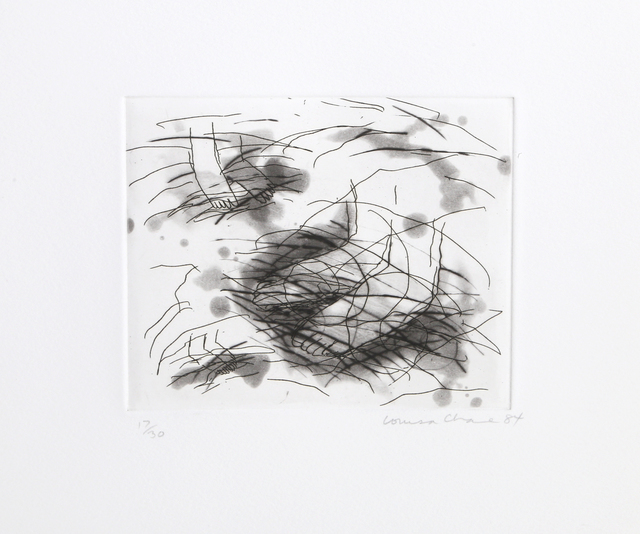 Louisa Chase, 'Portfolio of Six Etchings, VI', 1984, RoGallery