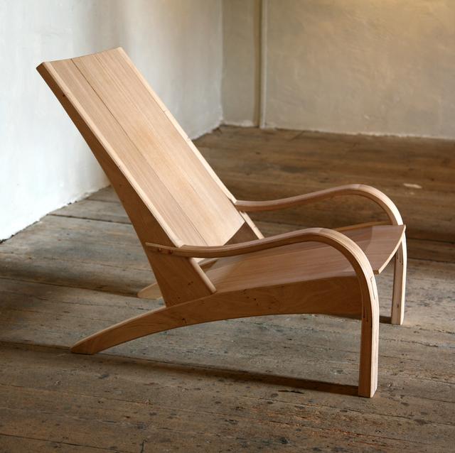 , 'Fireside Chair,' 2010, Sladers Yard