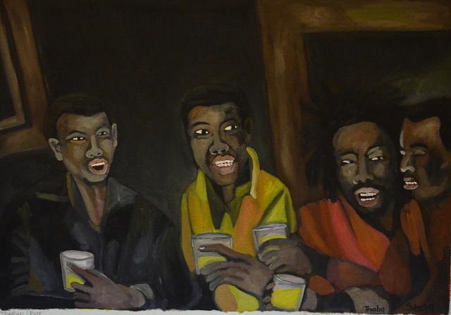 Thabo Sibeko, 'Shebeen ', 2015, Yebo Art Gallery