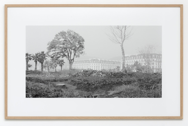, 'A Ruin in Progress (Intercourses V),' 2014, Galleri Nicolai Wallner