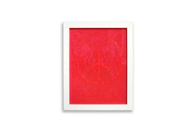 , 'Flowering Peace (Pink),' 2017, Garis & Hahn