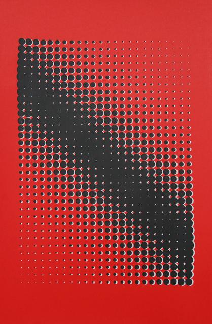 , 'Japanese Optical and Geometrical Art (p. 136),' 2017, Die Ecke Arte Contemporáneo