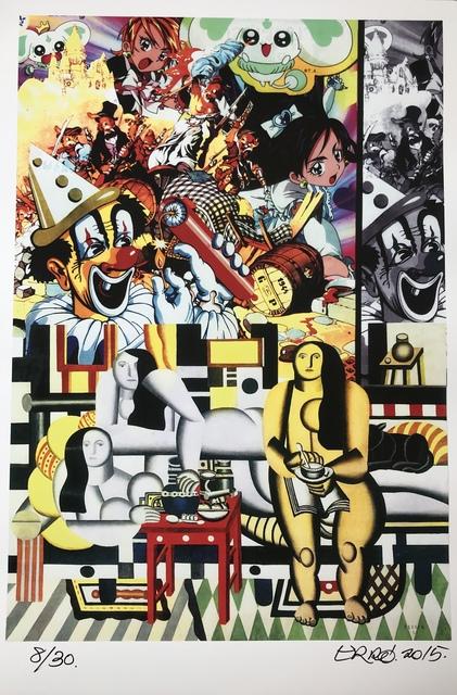 Erró, 'Léger Mania', 2015, Digard Auction