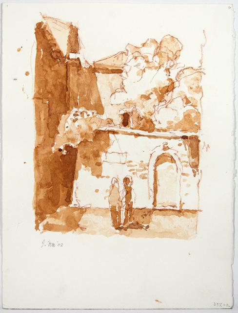 John Fox, 'Campiello della Madonna', 2002, Oeno Gallery