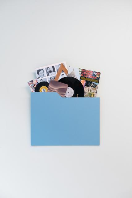 , 'Dossiers et cultures et ordures No. 1,' 2017, Galerie Liusa Wang