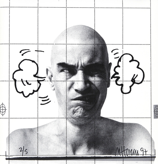 Michel Hosszu, 'AUTOGRIMACE E#030', 1997, Poulpik Gallery