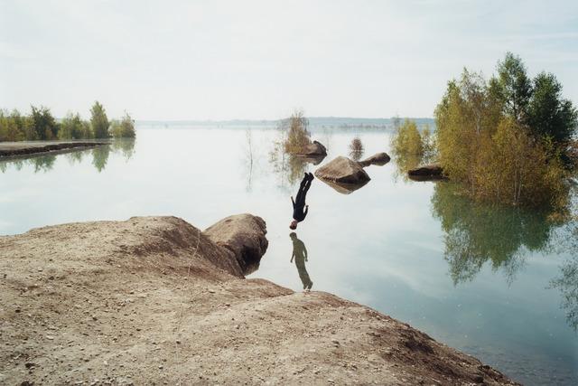 , 'Abraum #8,' 2014, Galerie Kleindienst