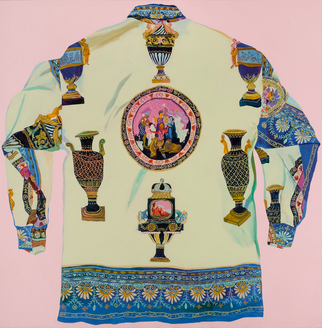 , 'Versus Shirt by Gianni Versace (Possibly Real),' 2017, Beers London