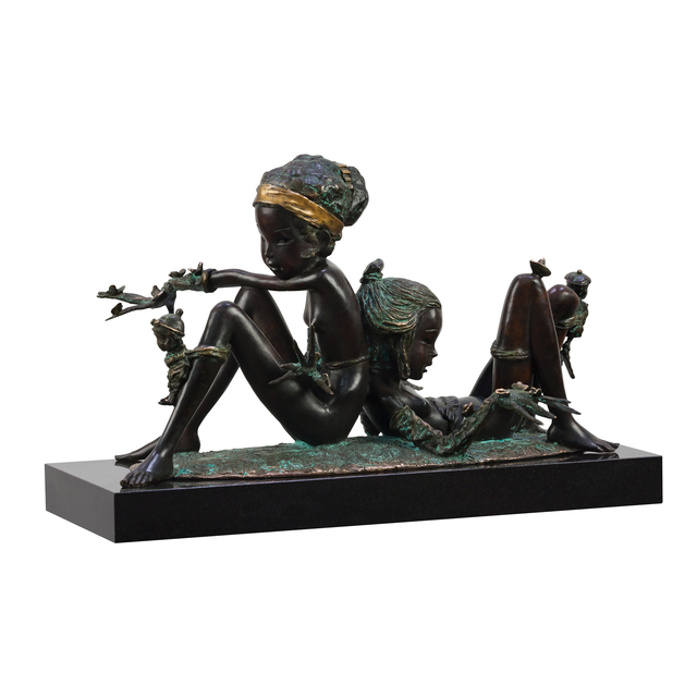Andrey Ostashov, 'Butterflies - Boats. Small', 2011,  OSTASHOV sculpture