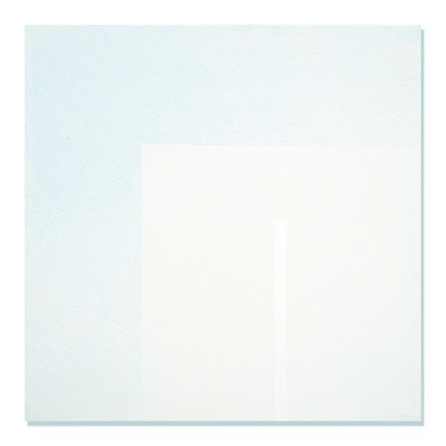 , 'Luce bianca su una linea verticale,' 1973, Primo Marella Gallery