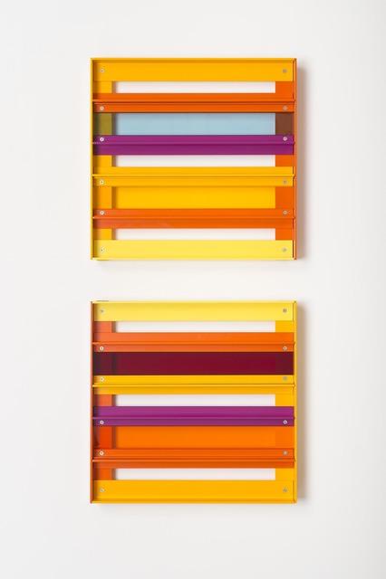 , 'Compacted Development,' 2015, Alfonso Artiaco