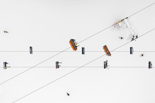 , 'Depth of Winter, Skiers #01,' , Photo12 Galerie