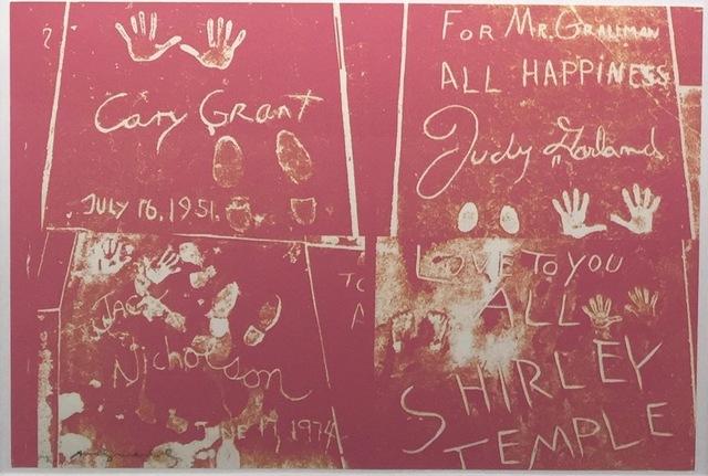 Andy Warhol, 'Sidewalk FS II.304', 1983, Gregg Shienbaum Fine Art