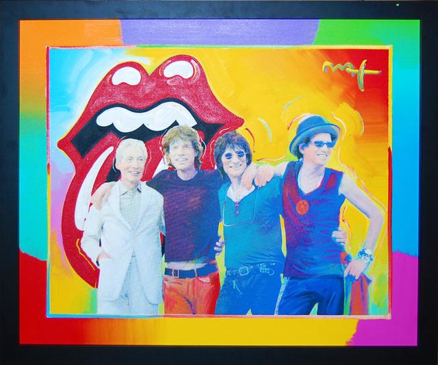 , 'Rolling Stones,' 2001, Baterbys Art Gallery
