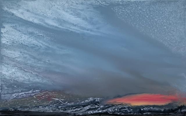 Chad Olsen, 'Rose in the Sky', 2019, Kiechel Fine Art