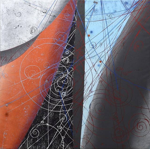 , 'The Grand Design 5 - Entangled,' 2017, Aki Gallery
