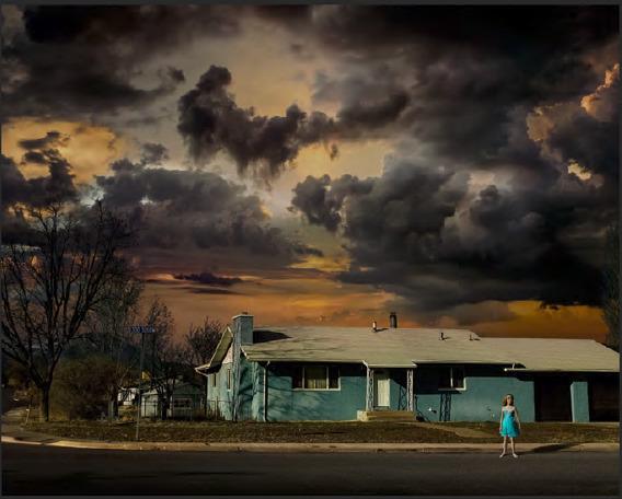 , 'Storm #4,' 2015, Octavia Art Gallery