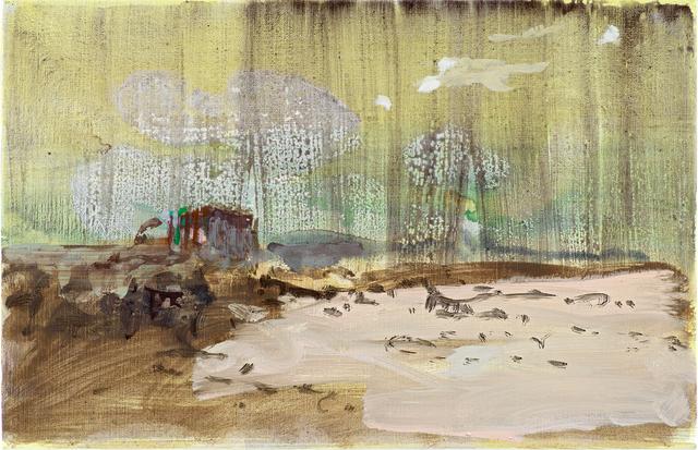 , 'DL II,' 2014, Setareh Gallery