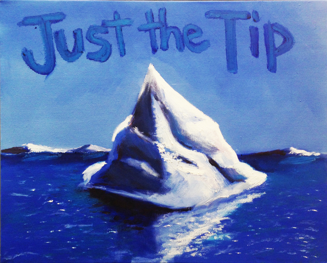 , 'Just the Tip,' 2015, VICTORI+MO CONTEMPORARY
