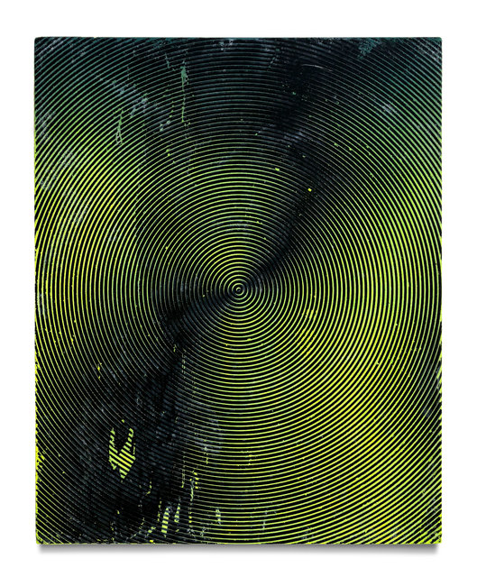 , 'No Name,' 2017, Tile Blush