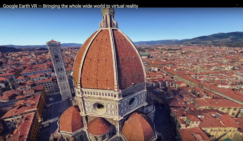 """Google Earth VR""