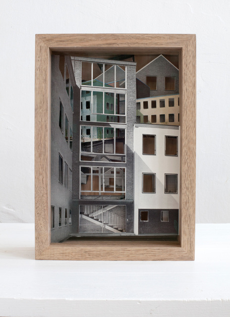 , 'Frühe Krankenhausbauten,' 2016, Raum mit Licht