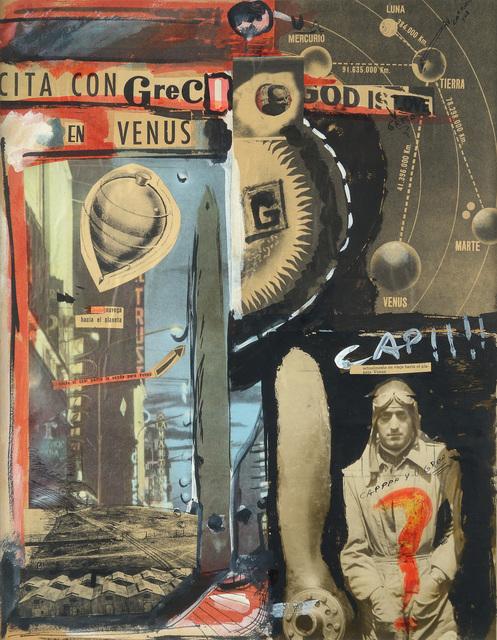 , 'Cita con Greco en Venus,' ca. 1960, MAMAN Fine Art Gallery