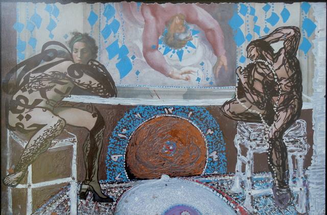 , 'Adam's prayer,' 2011, Salwa Zeidan Gallery