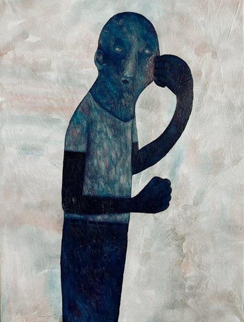 Richard Kimathi, 'Rossy Cheek', 2019, One Off Contemporary Art Gallery