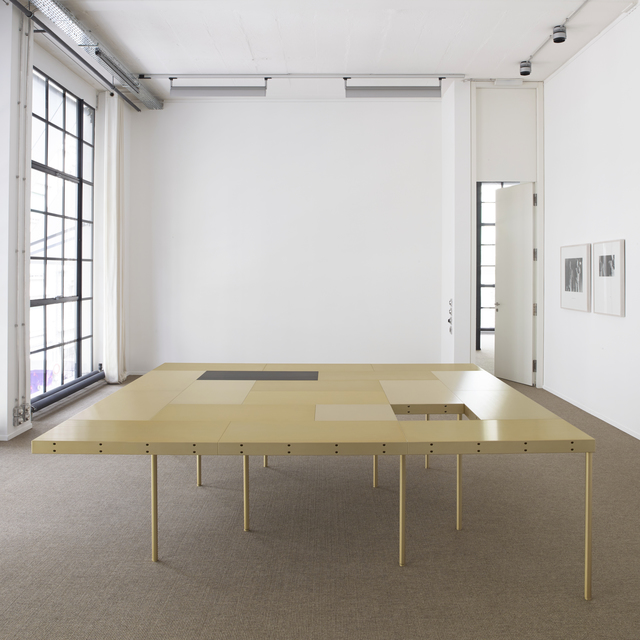 , 'MAP - Outsize Table #3 / Mixed 18 modules with opening,' 2013, Salon 94