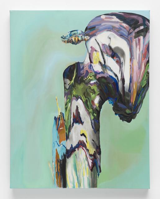 , 'Self Portrait,' 2015, ZieherSmith
