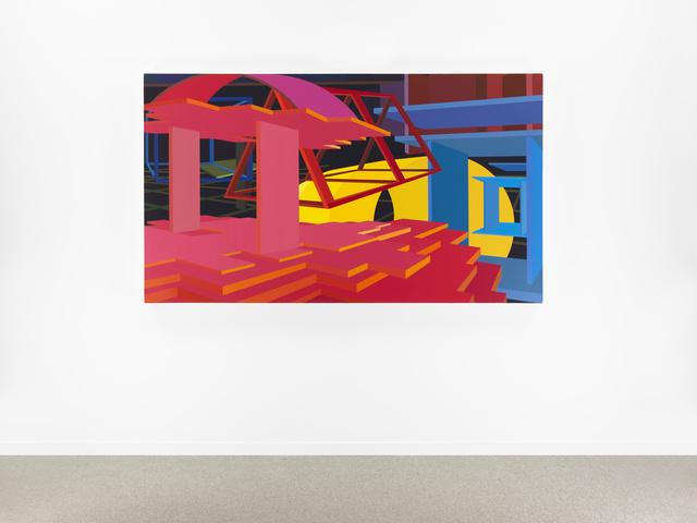 Al Held, 'Siena', 1990, White Cube