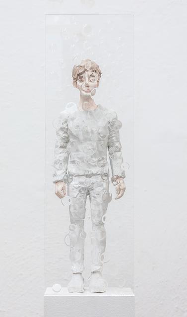 , 'utopian (browneyes),' 2017, galerie burster