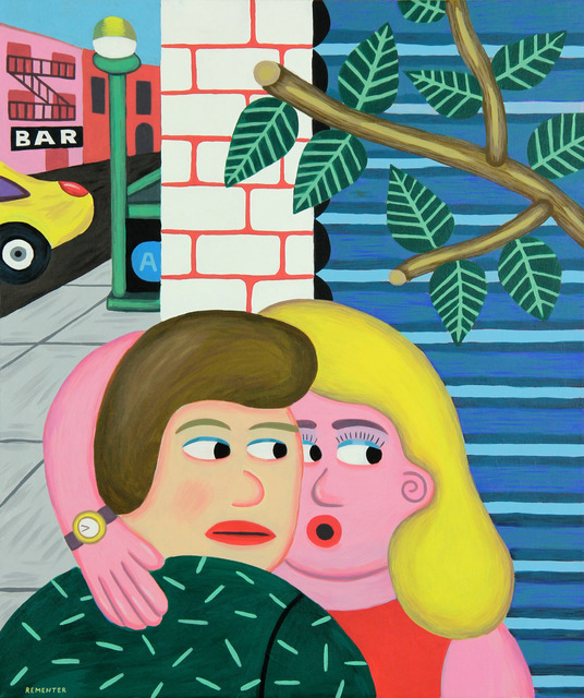 , 'Subway Secret,' 2014, Patrick Parrish Gallery